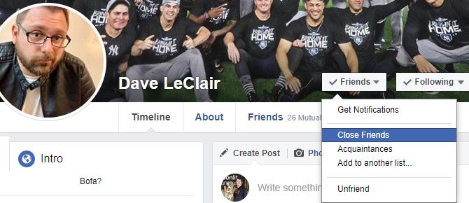 Facebook Закрыть Друзья