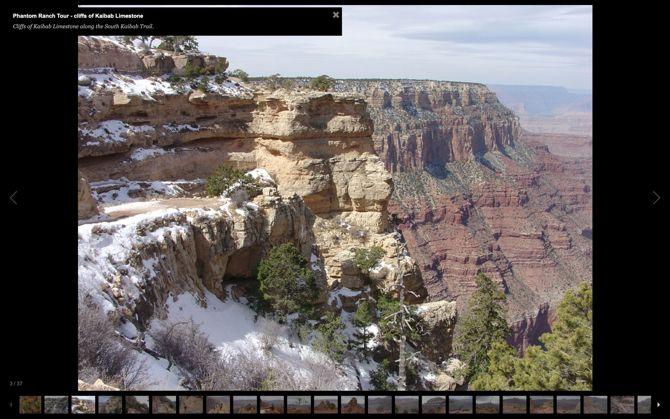 Виртуальный тур по Гранд-Каньону