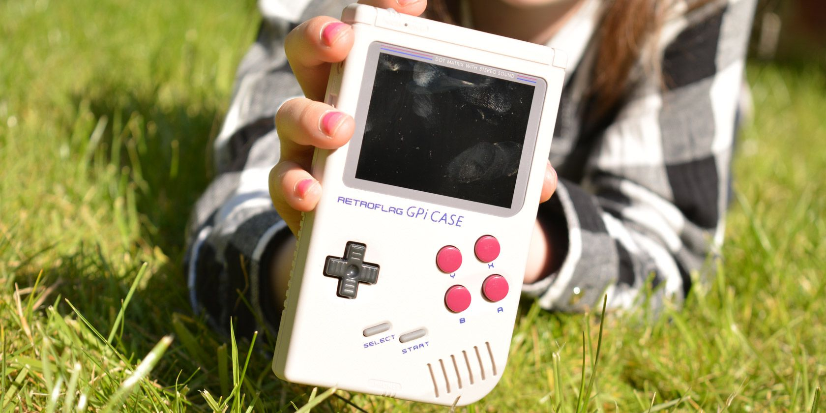 Retroflag GPi is the Ultimate Portable Retro Gaming Console