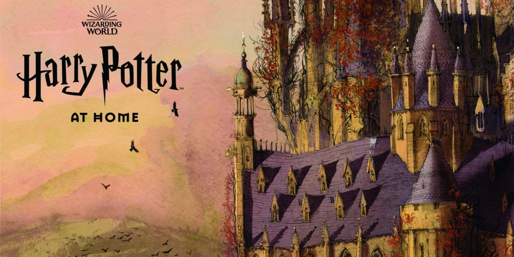 The First Harry Potter Audiobook Is Now Available for Free