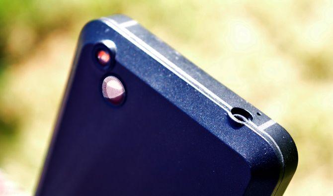 Librem 5 camera lens