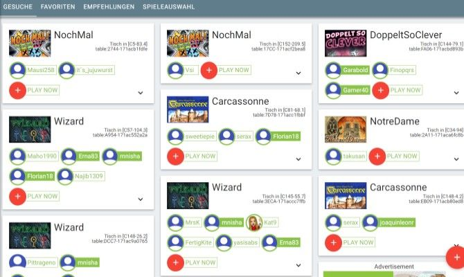 BrettSpielWelt Play Настольные игры онлайн