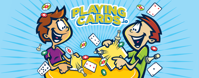 PlayingCards.io логотип