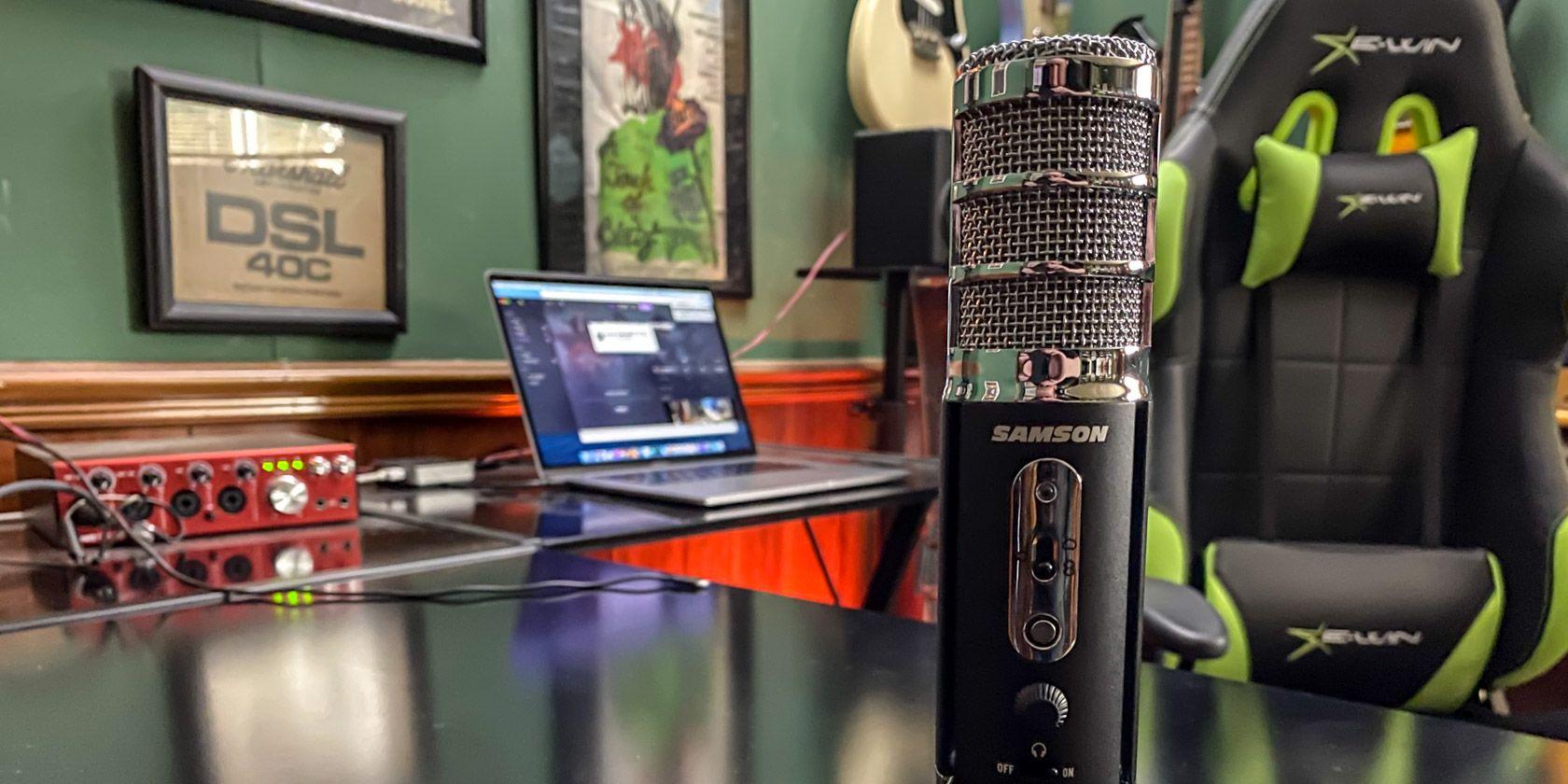 samson satellite usb desk mic