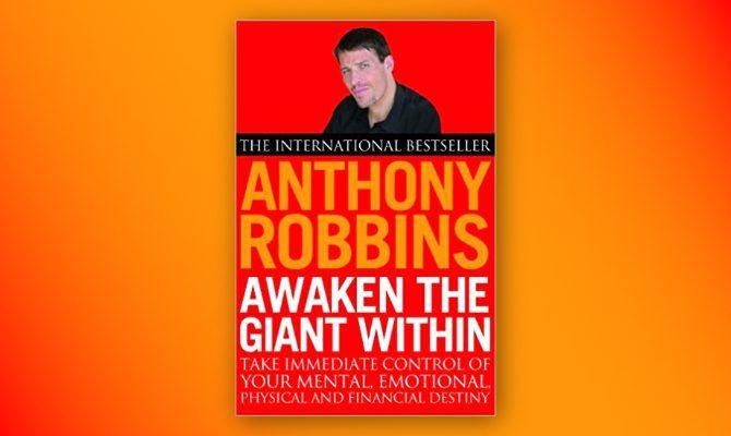 Awaken the Giant Within cover