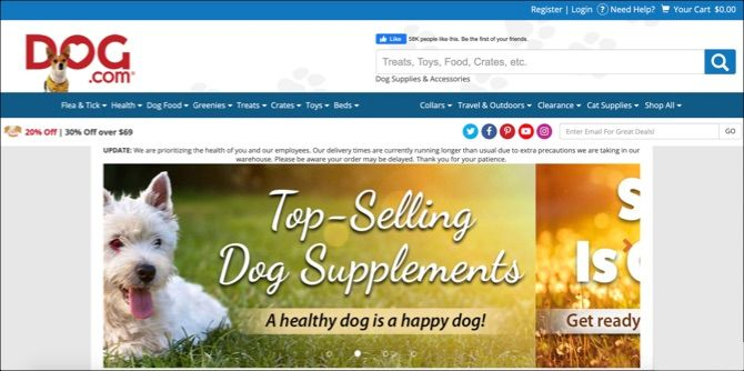 The 12 Best Online Pet Shops For Pet Supplies And Food