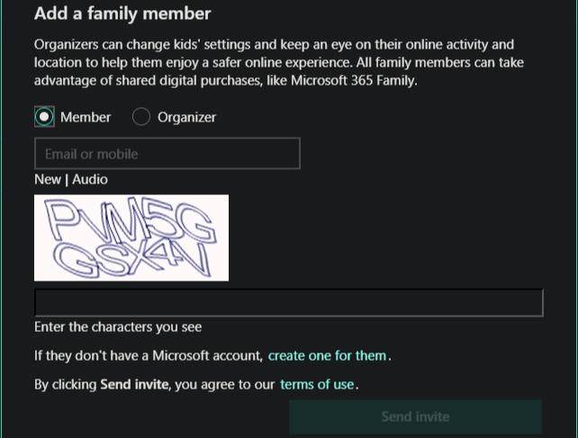 Microsoft New Family Member