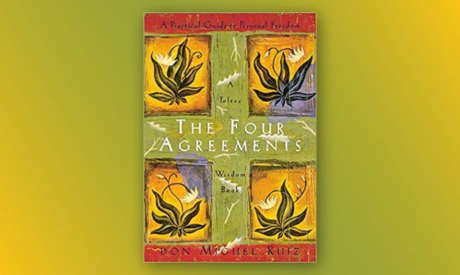 The Four Agreements cover