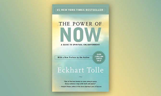 The Power of Now cover