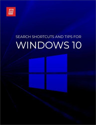 Windows 10 Search Cheat Sheet: Shortcuts and Tips to Know