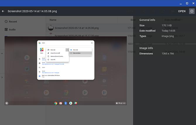 Spacebar for Chromebook file details