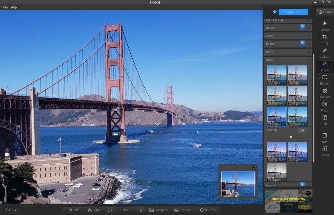 Fotor - Instagram Photo Editors for PC