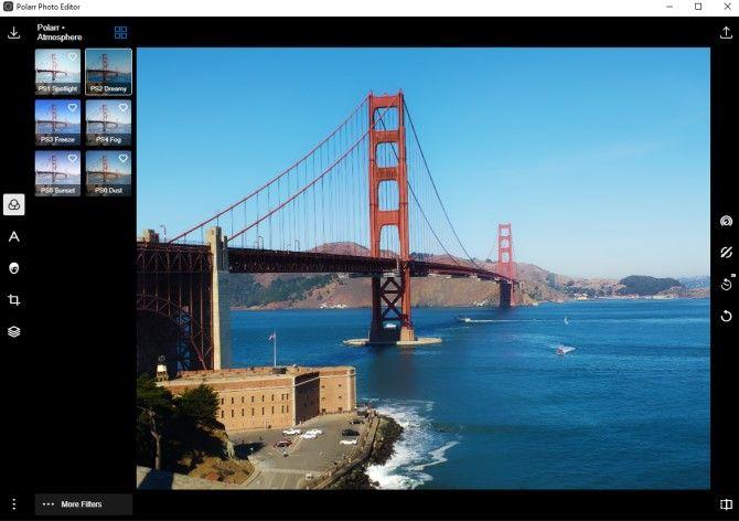 Polarr Instagram Filter Desktop App