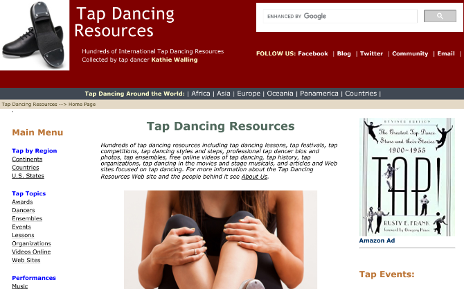 learn dance at home for free