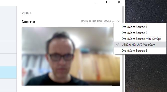 Выберите подходящую веб-камеру для Skype