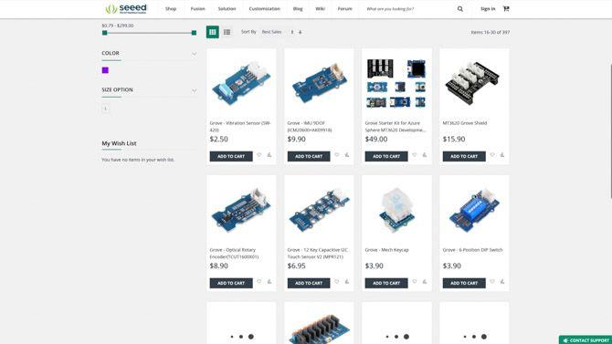 Почему я никогда больше не покупаю Arduino: роща терминалов Wio