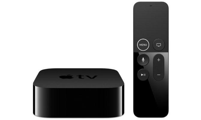 Apple TV 4K with Siri Remote