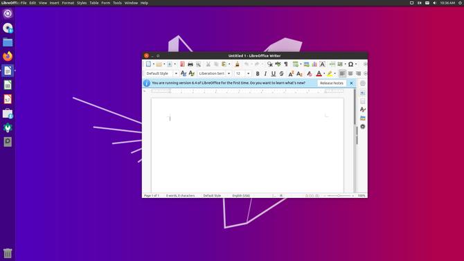 Ubuntu Unity 20.04 desktop