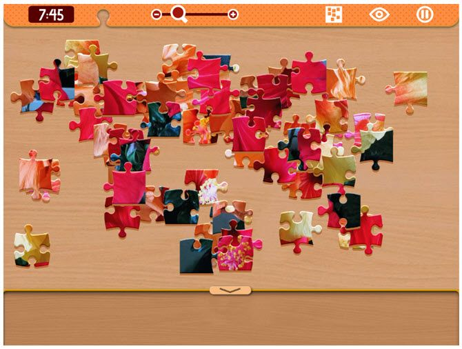 Washington Post Online Jigsaw Puzzle