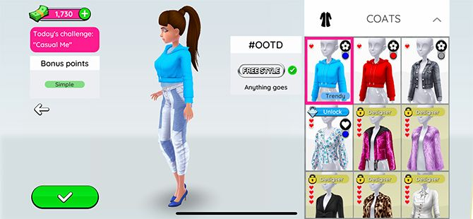Dress Up With Super Stylist