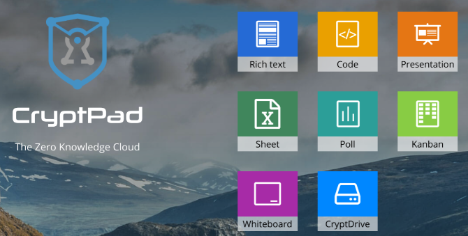 CryptPad is a focus on the privacy of the online office Suite internal chat and other collaboration capabilities