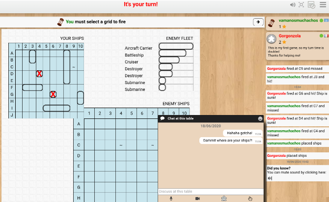 Board Game Arena is a repository of free online board games to play with friends online