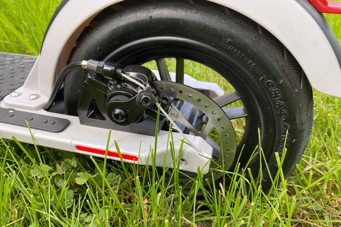 Xr disc brakes