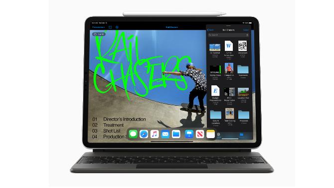 iPad Pro Magic Keyboard Apple Pencil