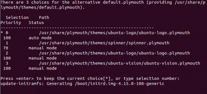 Install Ubuntu splash screen themes