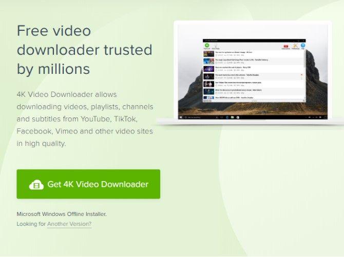 ¿Cómo publicar un vídeo de YouTube en Instagram? 4K Video Downloader es por mucho la mejor opción para hacerlo desde tu PC