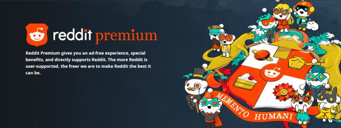 Reddit premium