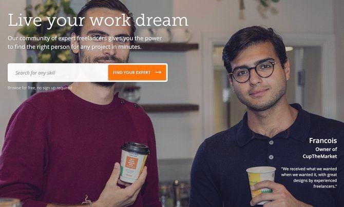 Peopleperhour нанимать внештатных программистов