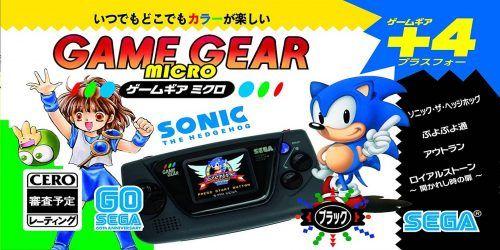 Sega Announces Game Gear Micro Retro Gaming Console Makeuseof