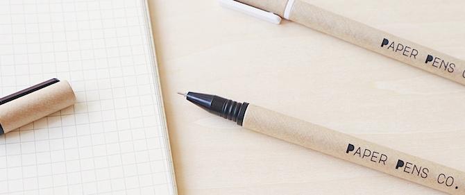 The Original Paper Pens