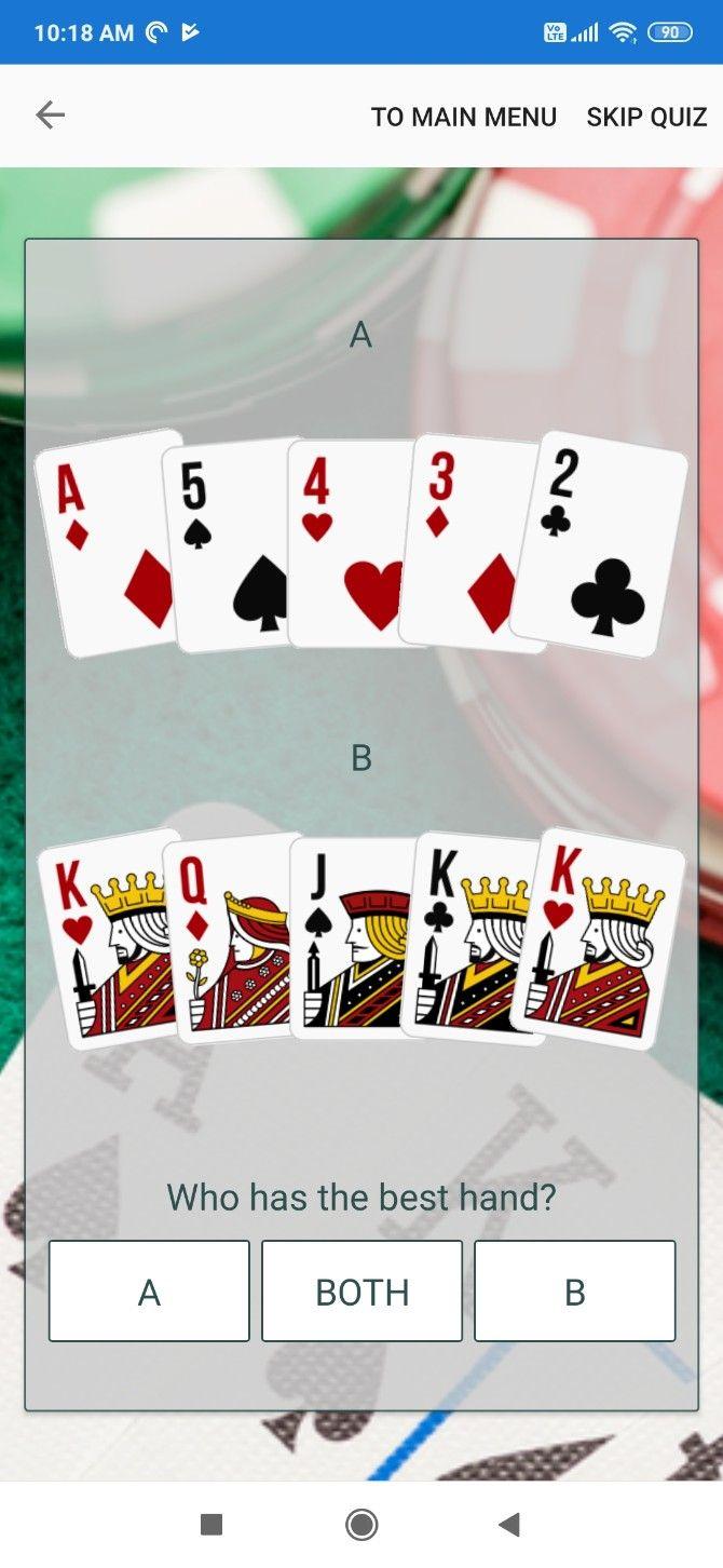 Best online, free poker app