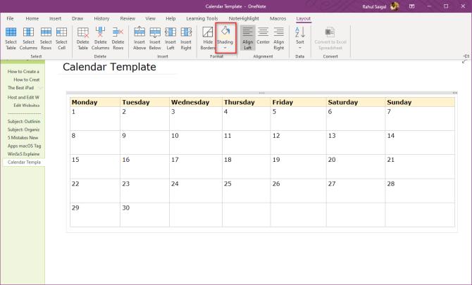 Calendar Template For Onenote from static.makeuseof.com