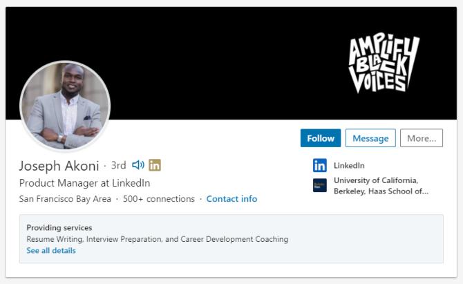 LinkedIn pronounce name