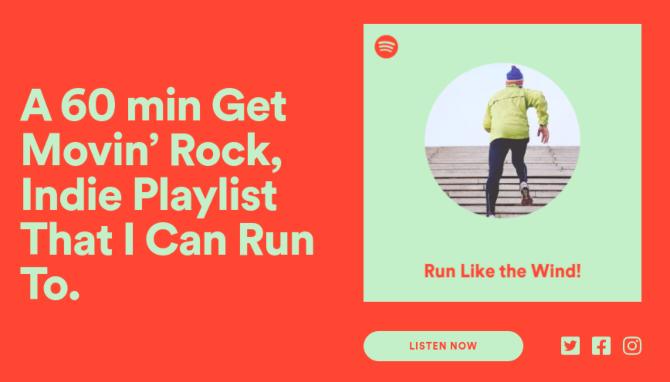 Spotify ahora hará una banda sonora de tu entrenamiento