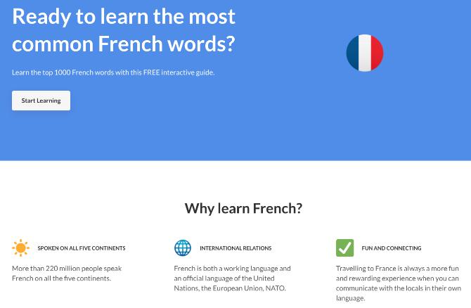 Kata Paling Umum mengajari Anda 1000 kata paling umum dalam bahasa apa pun