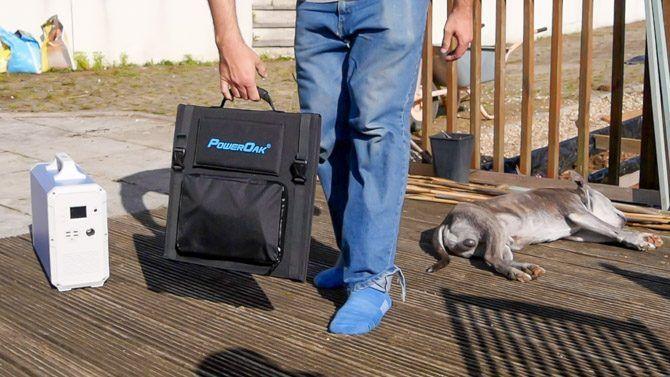 Lightweight and portable Maxoak SP150
