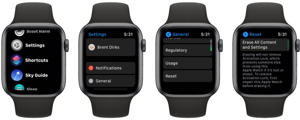 Come Accoppiare Il Tuo Apple Watch A Un Nuovo Iphone