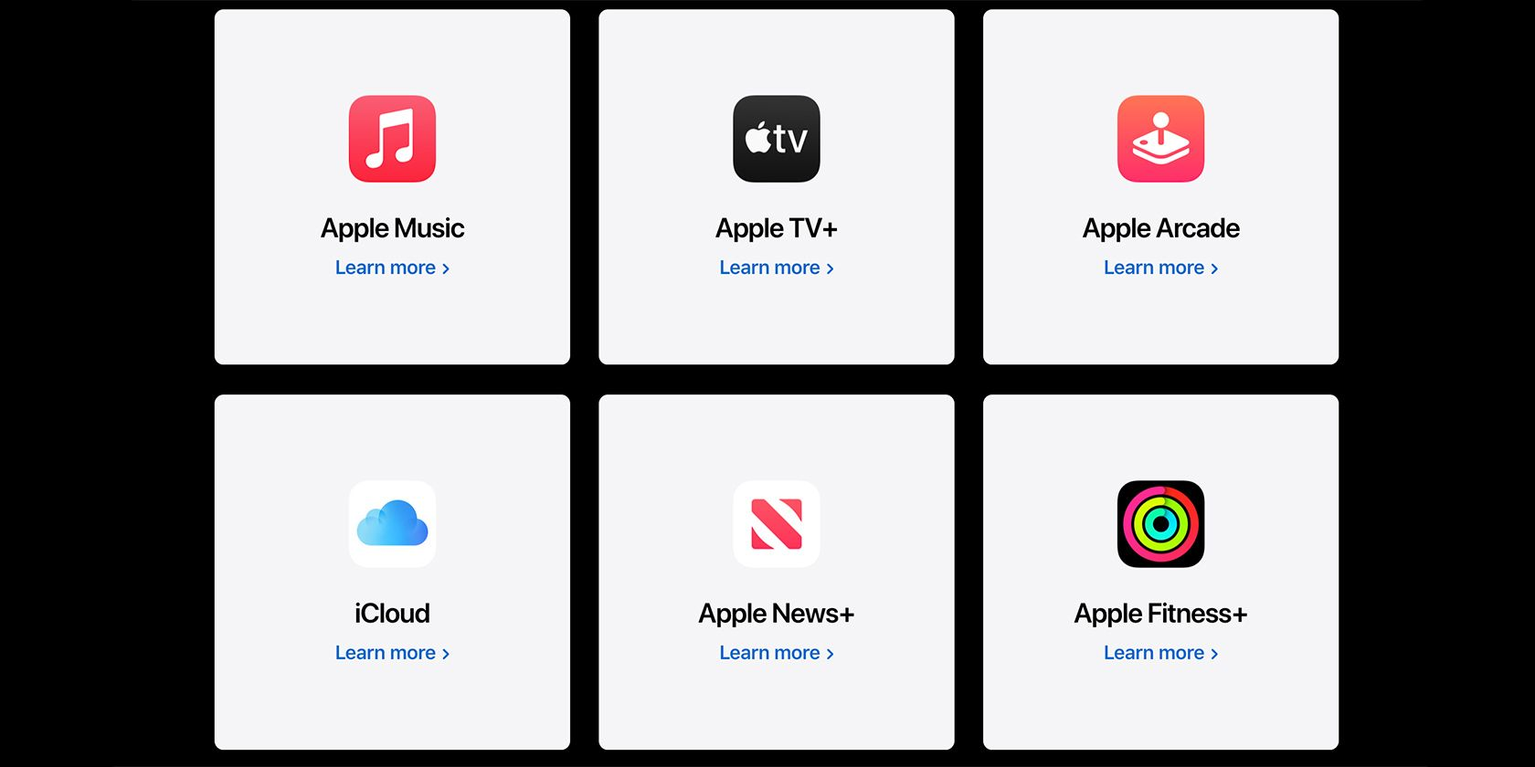 All the Free Trials Available for Different Apple Services