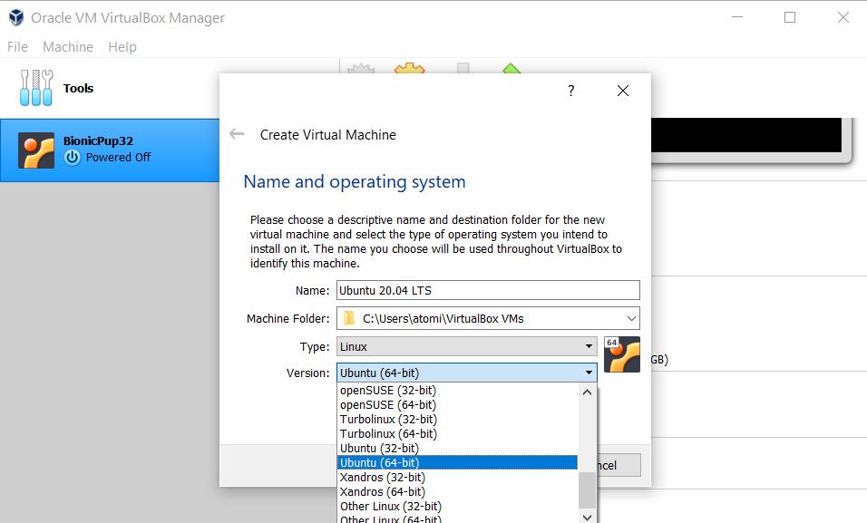 Download Ubuntu 64 Bit For Mac Virtual Box