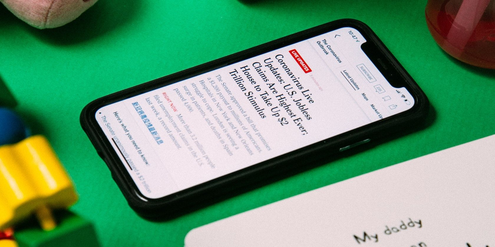Major News Publishers Join App Coalition Protesting Apple Tax