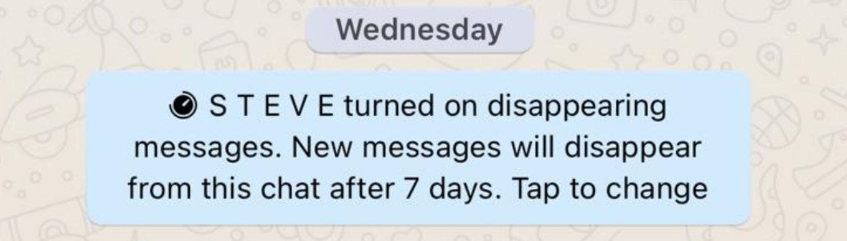 Disappearing Messages on WhatsApp: Everything You Need to Know