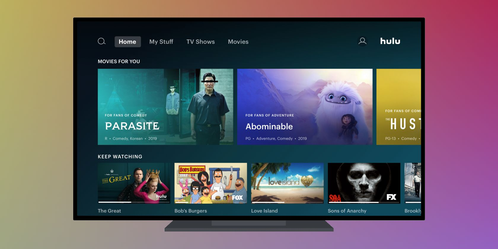 Hulu Officially Launches Its Watch Party Feature to...