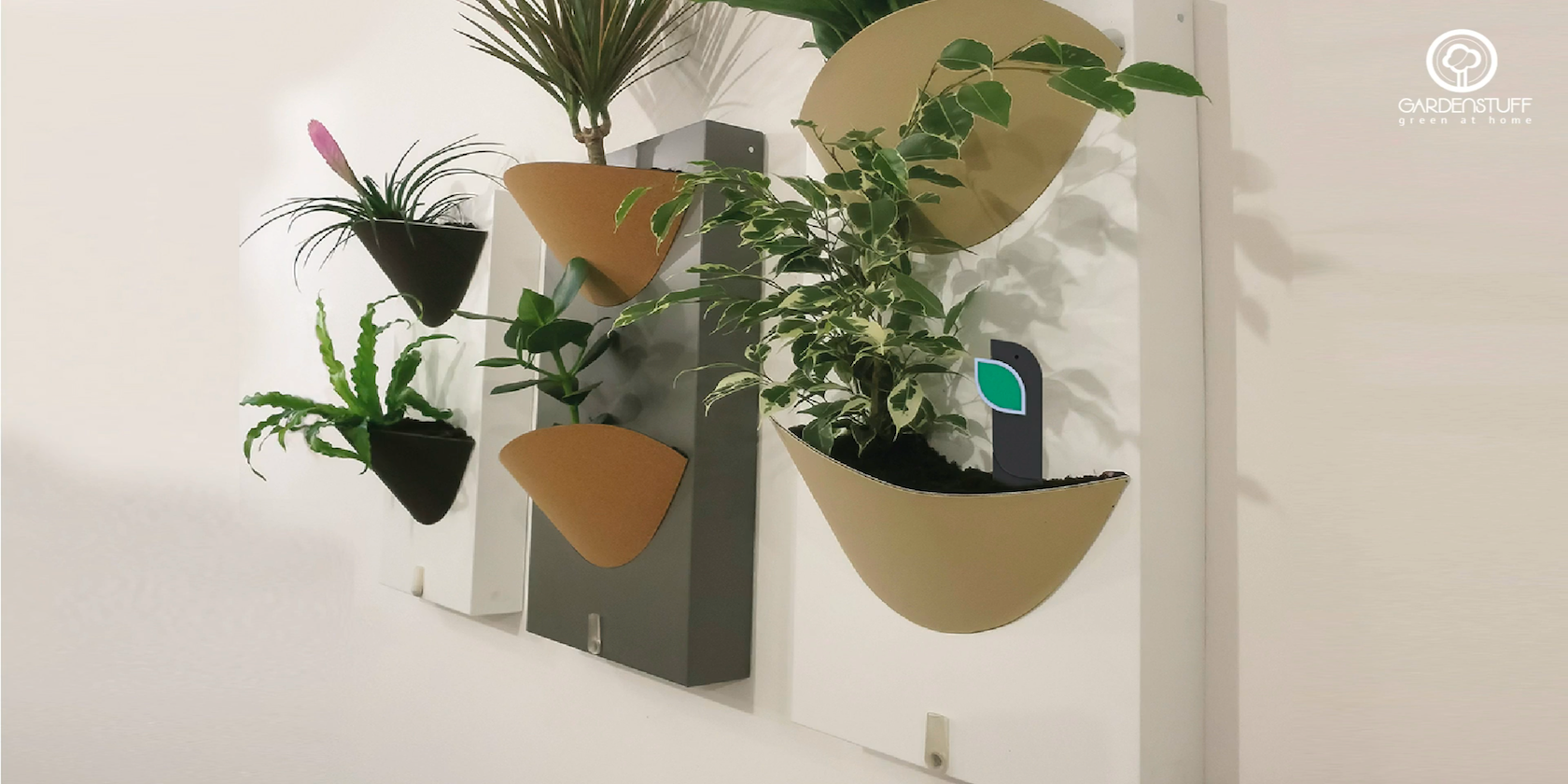 GardenStuff Wants You to Bring the Outdoors Inside with the ELIoT Smart Vertical Garden