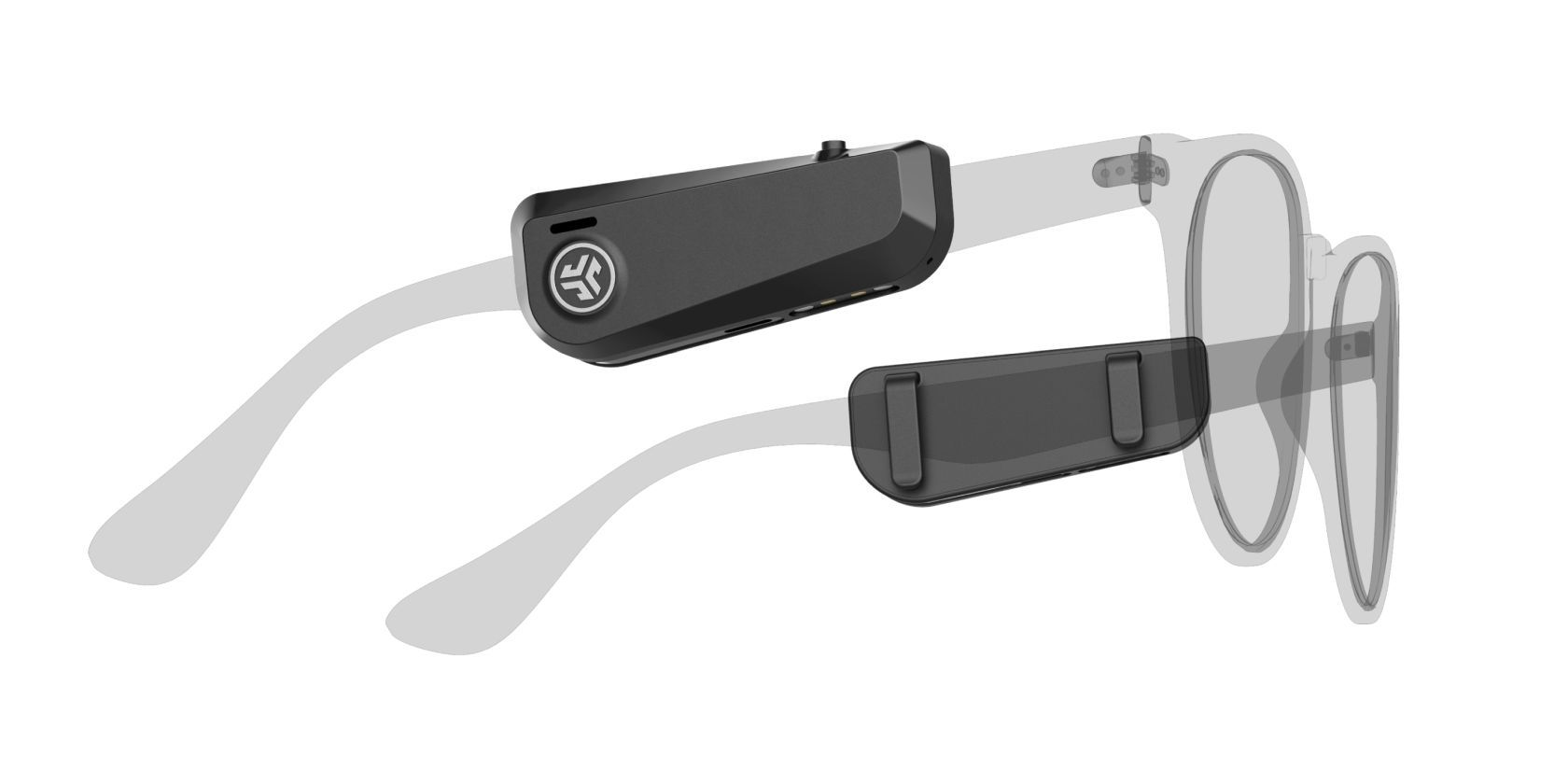 The JBuds Frames Are Speakers for Your Glasses