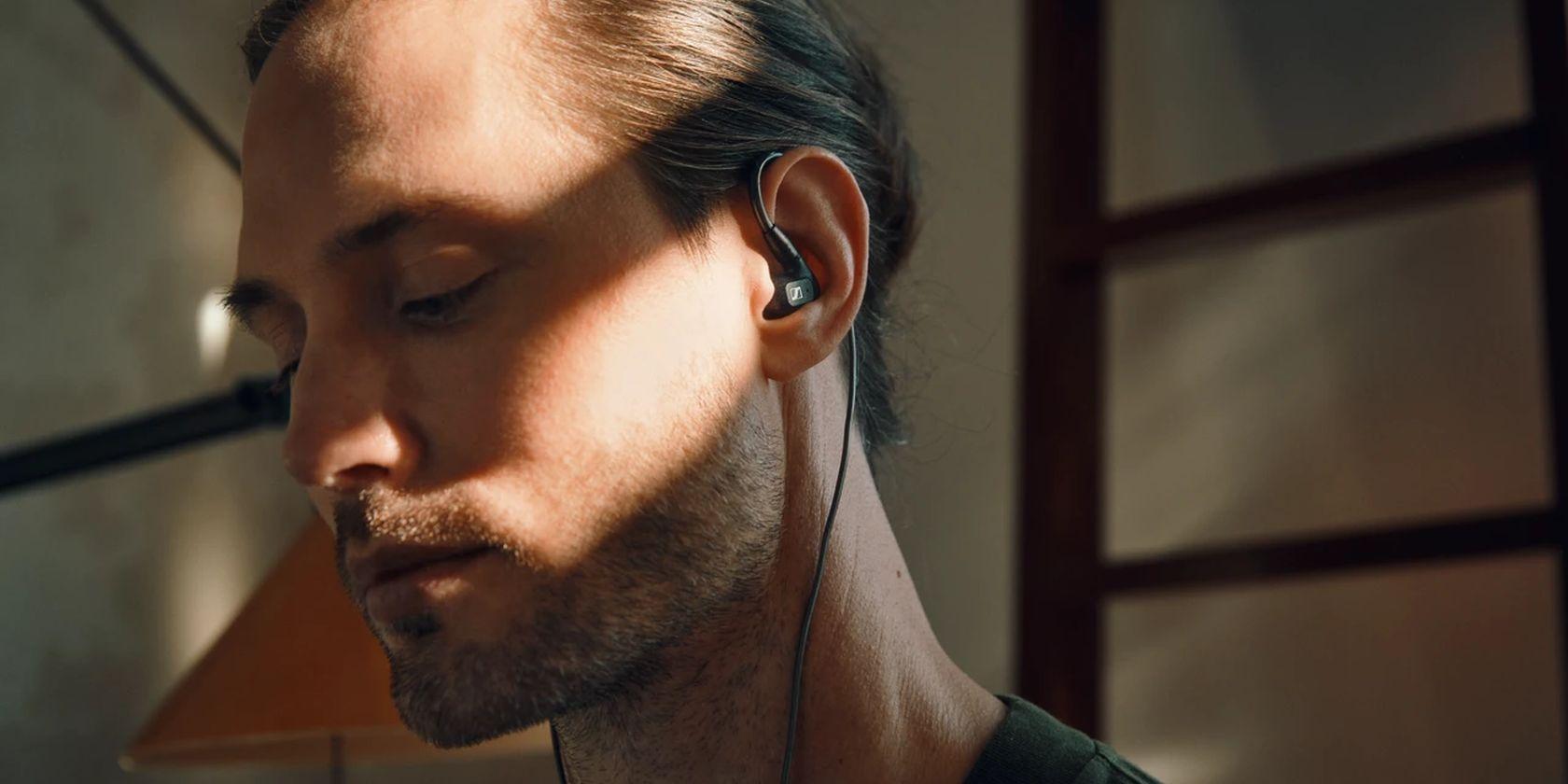 Sennheiser Teases Premium High-Fidelity In-Ear Headphones