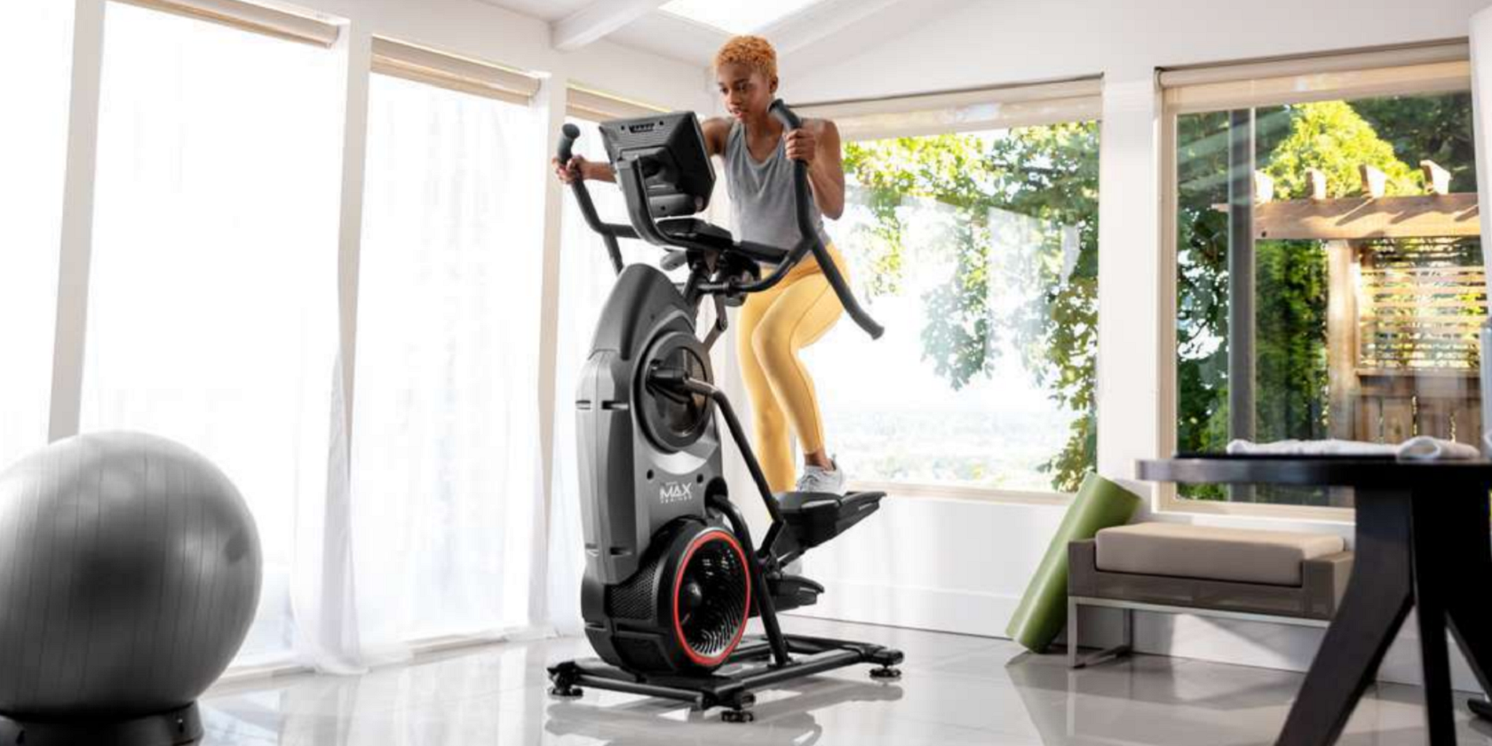 Get Fit While Watching Netflix Using This Workout Machine